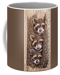 Tres Amegos Coffee Mug by Ron Haist