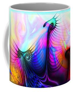 Tres Lunatics Coffee Mug