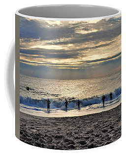 Triathalon Coffee Mug