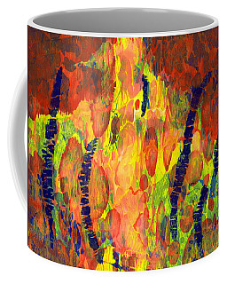 Tribal Essence Coffee Mug by Lynda Hoffman-Snodgrass
