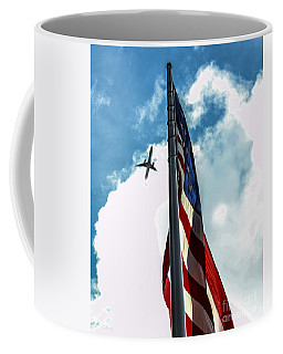 Tribute To The Day America Stood Still Coffee Mug