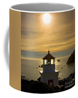 Trinidad Memorial Lighthouse Coffee Mug