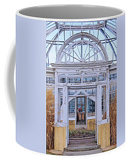 Triple Doorways Coffee Mug