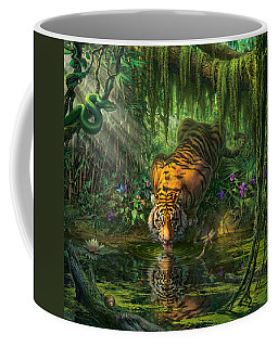 Jungle Coffee Mugs