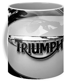 Triumph Fuel Tank Coffee Mug