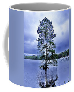 The Healing Tree - Trap Pond State Park Delaware Coffee Mug