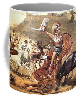 Triumphant Achilles Coffee Mug