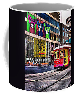Trolley Time Coffee Mug