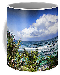 Coffee Mug featuring the photograph Tropical Dreams by Daniel Sheldon