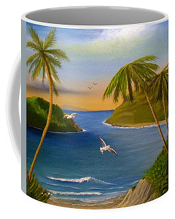 Tropical Escape Coffee Mug