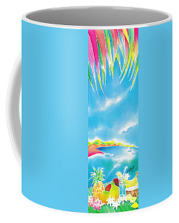 Tropical Fruits Coffee Mug