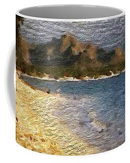 Tropical Getaway Coffee Mug by Anthony Fishburne