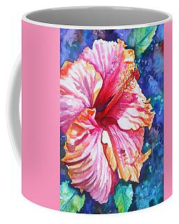 Tropical Hibiscus 4 Coffee Mug