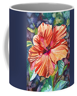 Tropical Hibiscus 5 Coffee Mug