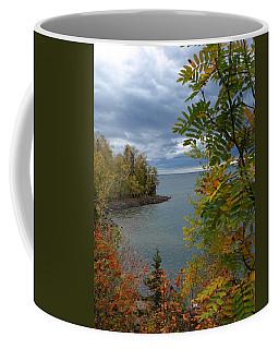 Tropical Mountain Ash Coffee Mug