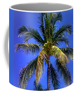 Tropical Palm Trees 8 Coffee Mug
