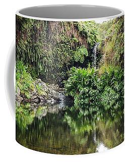 Tropical Reflections Coffee Mug