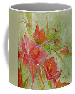 Tropical Splash Coffee Mug