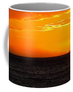Tropical Sunset Coffee Mug