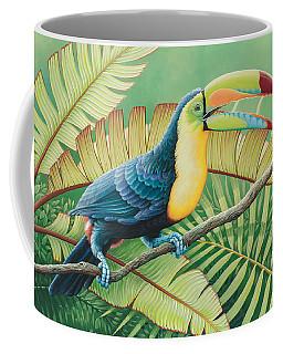 Tropical Toucan Coffee Mug