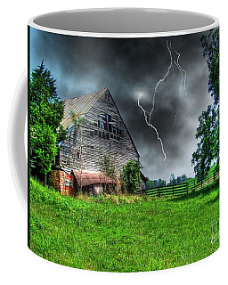 Trouble Brewing Coffee Mug