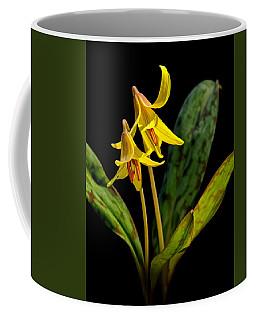 Trout Lilies Coffee Mug