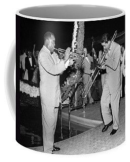 Trumpeter Louis Armstrong Coffee Mug