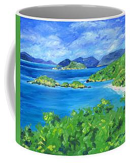 Trunk Bay Coffee Mug