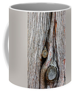 Trunk Knot Coffee Mug