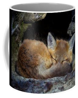 Fox Kit - Trust Coffee Mug