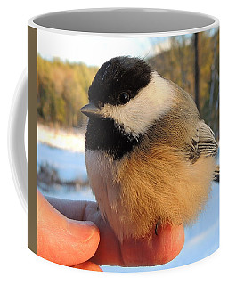 Trust Coffee Mug by Mim White