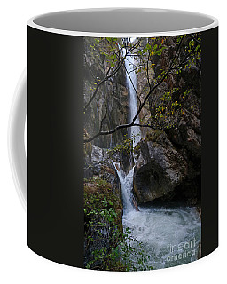 Tschaukofall Waterfall - Austria Coffee Mug