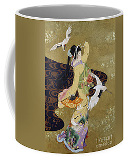 Tsuru No Mai Coffee Mug