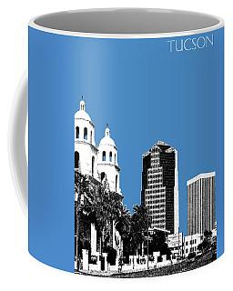 Tucson Skyline 2 - Slate Coffee Mug