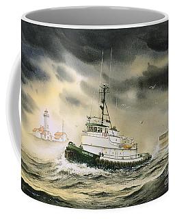 Tugboat Agnes Foss Coffee Mug