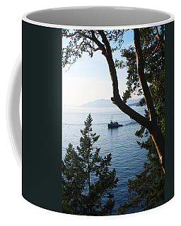 Tugboat Passes Coffee Mug