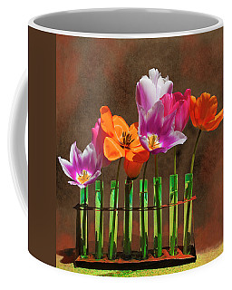 Tulip Experiments Coffee Mug