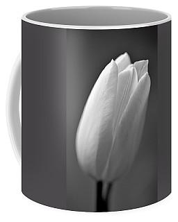 Tulip In Black And White Coffee Mug