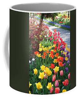 Tulip Path Coffee Mug