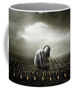 Tulip Thief Coffee Mug