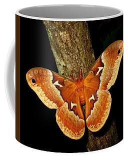 Tuliptree Silkmoth Coffee Mug