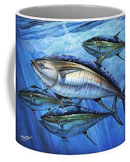 Tuna In Advanced Coffee Mug