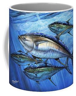 Tuna In Advanced Coffee Mug