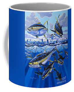 Tuna Rampage Off0018 Coffee Mug