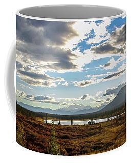 Tundra Burst Coffee Mug