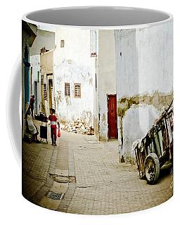 Tunisian Girl Coffee Mug
