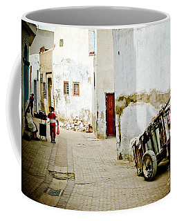 Tunisian Girl Coffee Mug