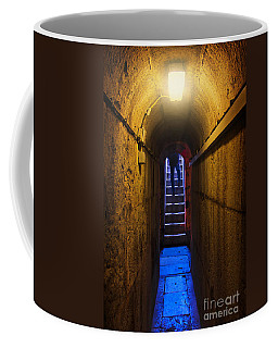 Tunnel Exit Coffee Mug
