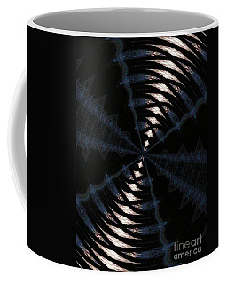 Coffee Mug featuring the photograph Tunnel by Robyn King