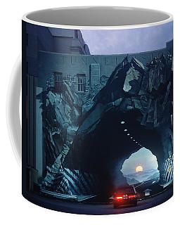 Tunnelvision Coffee Mug